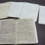 manoscritti