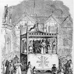 I Misteri di Chester, dal Libro dei giorni di Robert Chamber (XIX sec.)