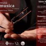 La Basilica di Santa Croce ospita per il secondo anno la rassegna musicale