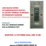 manifesto Sansone AAAA