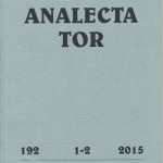 Analecta TOR